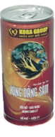 Tin Cans Of Red Ginseng Water